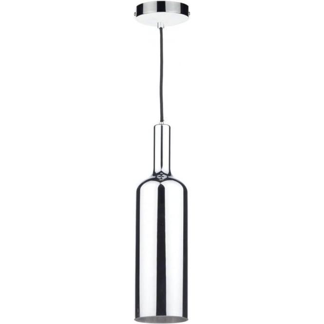 Dar Lighting Elan Single Light Ceiling Pendant With