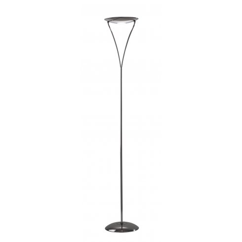 Dar Lighting Opus Single Light Halogen Uplighter Floor