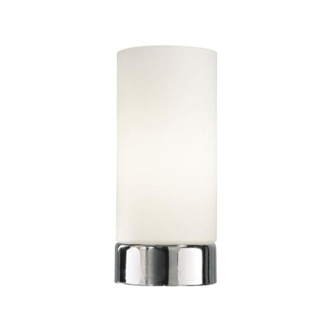 Dar lighting owen touch table lamp in polished chrome finish owen touch table lamp in polished chrome finish aloadofball Images