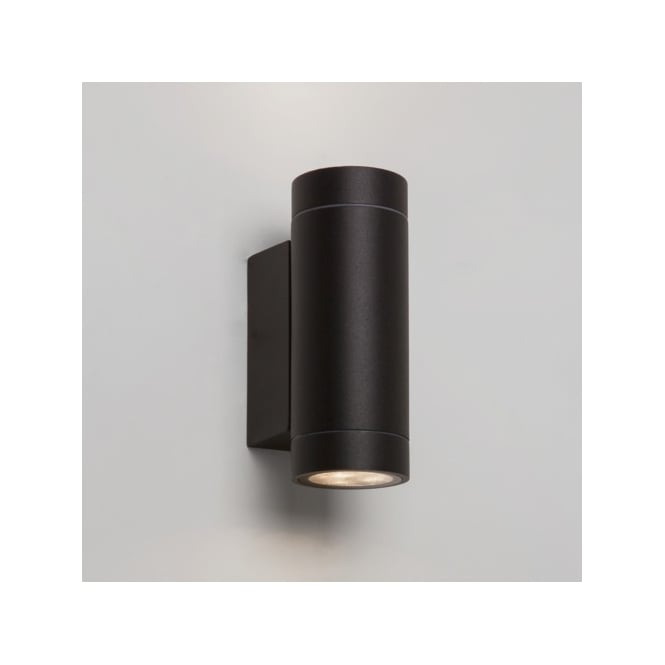 Astro Lighting Dartmouth 2 Light LED Exterior Wall Fitting In Black Finish