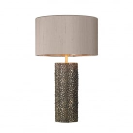 AVI4263 Aviator Single Light Table Lamp Base In Bronze Finish