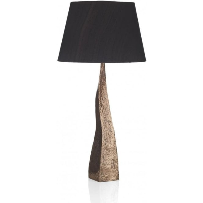 David hunt lighting aztec single light table lamp with hammered aztec single light table lamp with hammered copper finish mozeypictures Image collections