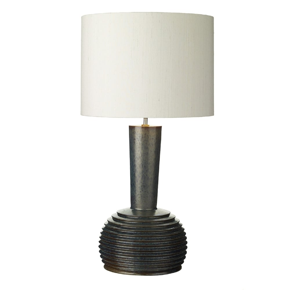 David hunt lighting liquid single light large table lamp base only liquid single light large table lamp base only in oil finish aloadofball Image collections