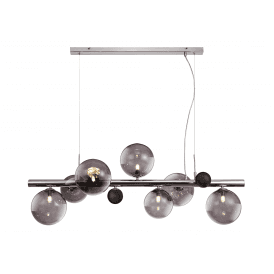 Discovery Astronomer 7 Light Ceiling Pendant in Polished Chrome Finish