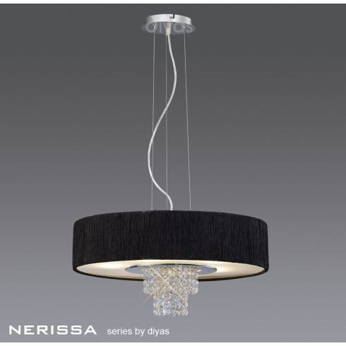 home lighting type diyas nerissa 6 light large ceiling fixture with
