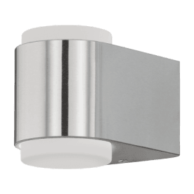 Briones LED Outdoor Wall Fitting In Stainless Steel Finish