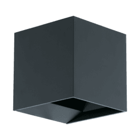 Calpino LED Outdoor Wall Fitting In Anthracite Finish