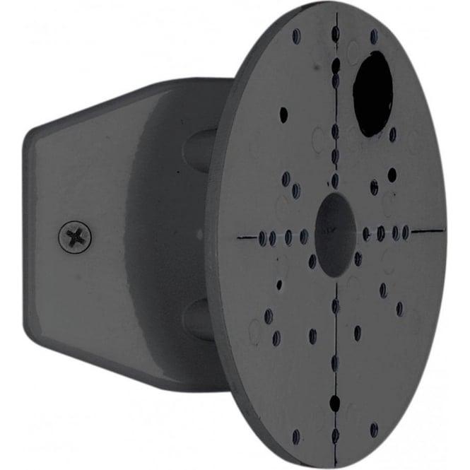 eglo lighting corner bracket in black finish castlegate lights
