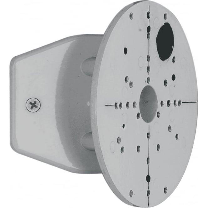 eglo lighting corner bracket in silver finish castlegate lights