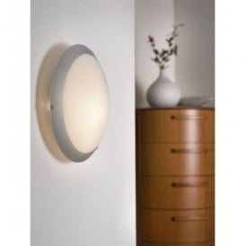Mars Silver Ceiling Or Wall Flush Fitting