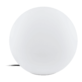 Monterolo - C LED Medium Outdoor Floor Light in White Finish
