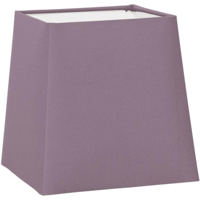 Eglo Vintage 1 + 1 Vintage Tall Square Shade In Taupe Fabric Finish