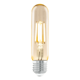 11554 3.5w LED Amber Vintage Warm White ES/E27 Tube Style Bulb