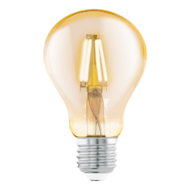 11555 4w LED Amber Vintage Warm White ES/E27 Classic GLS Style Bulb