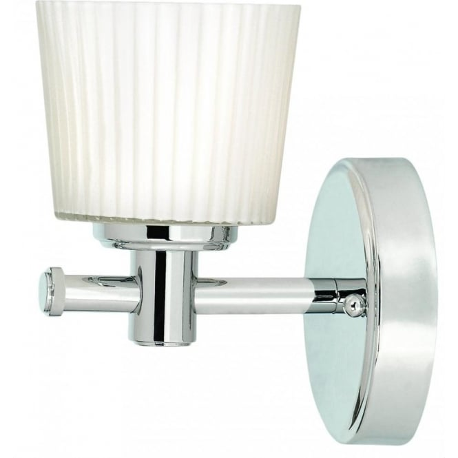 Elstead Lighting Binstead Single Light Halogen Bathroom Wall fitting