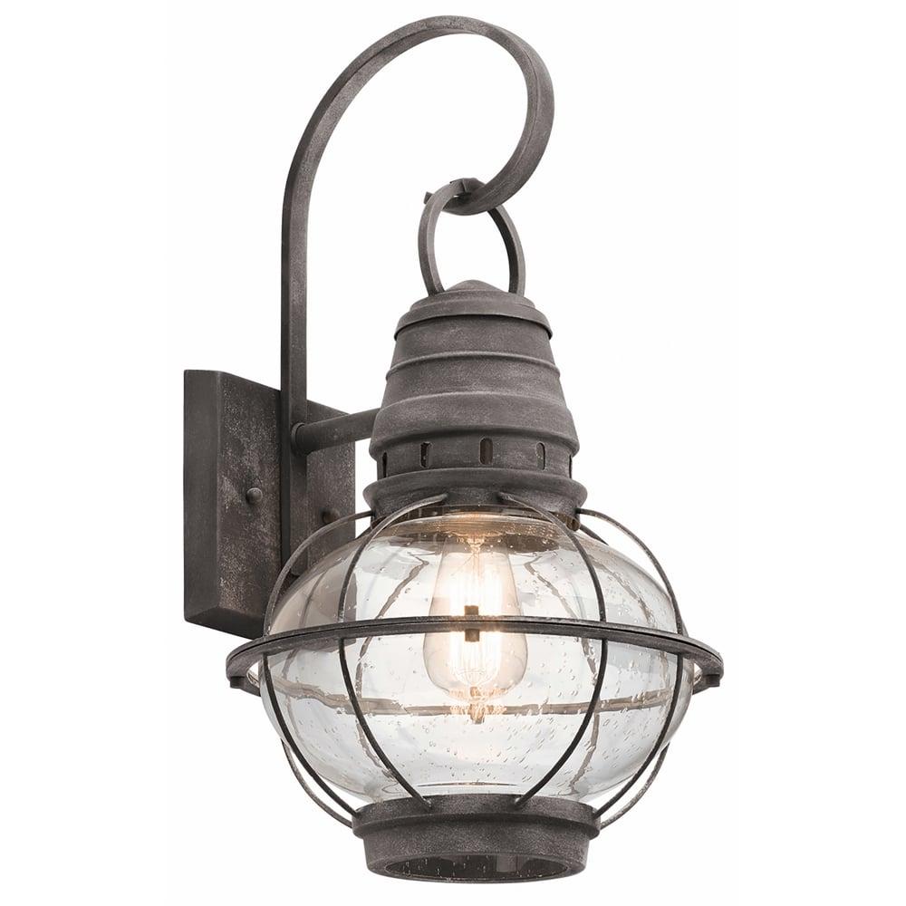 Elstead Lighting Bridgepoint Outdoor Single Light Large