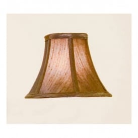 Elstead Brown Fabric Shade