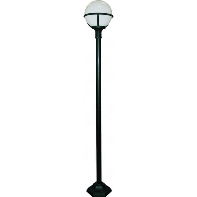 on sale 60aee ad9cd Elstead Lighting GLENBEIGH POST Glenbeigh Single Light Outdoor Lamp Post  for Coastal Areas
