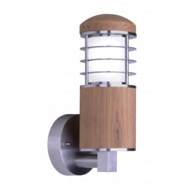 GZ/POOLE W Garden Zone Poole Single Light Low Energy Coastal Wall Lantern