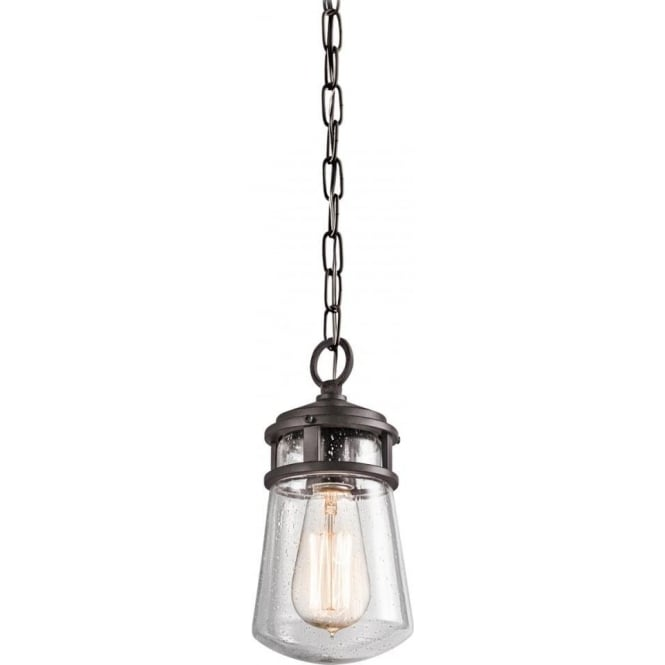 Elstead Lighting Lyndon Single Light Small Ceiling Pendant