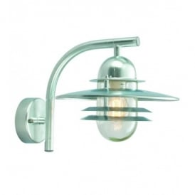 Oslo Outdoor Wall Light In 3 Finishes