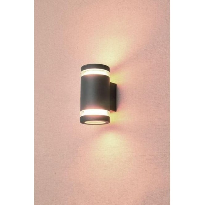 Ut focus 6046 low energy dark grey outdoor light