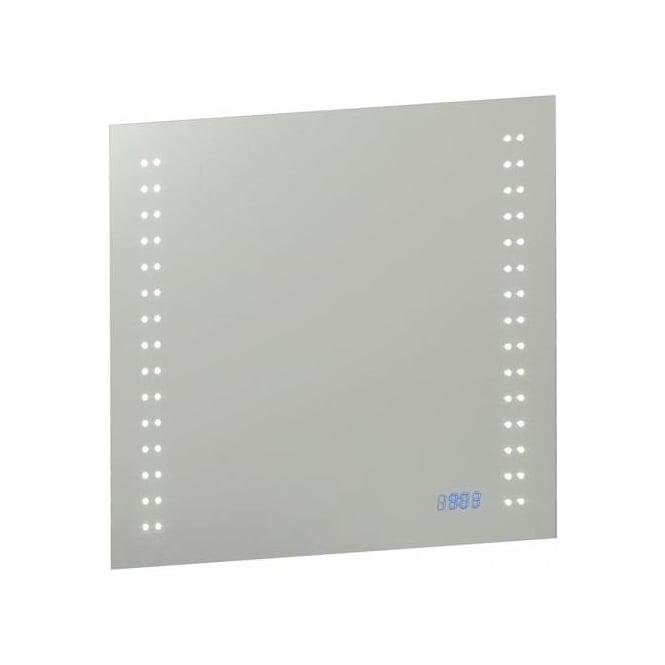 Endon lighting beta 2 light led illuminated bathroom - Bathroom mirrors with built in lights ...