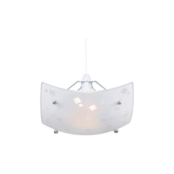 Endon lighting ceiling light pendant uplighter shade with white ceiling light pendant uplighter shade with white glass aloadofball Image collections