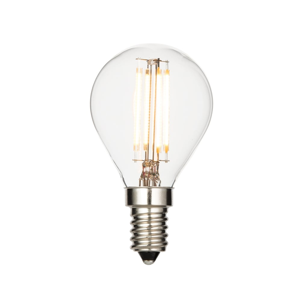 endon lighting filament style 4w golf ball led bulb with e14 type socket lighting type from. Black Bedroom Furniture Sets. Home Design Ideas