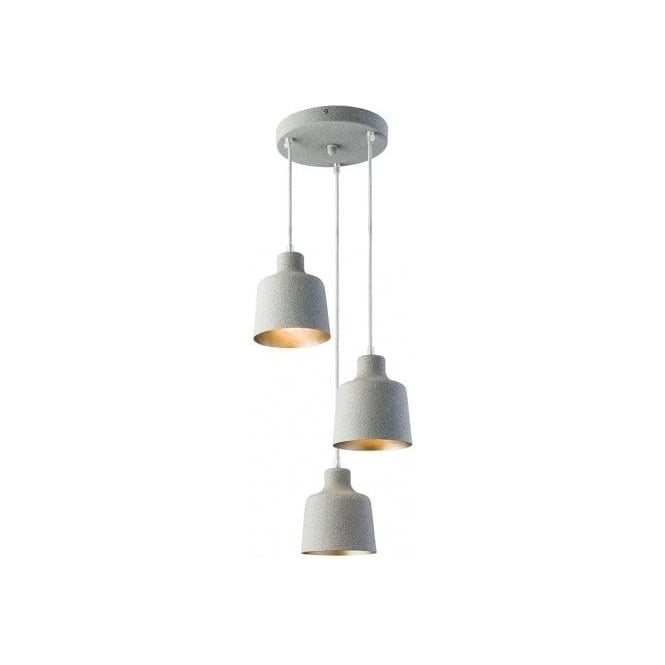 industrial classic white p lighting pendant light style