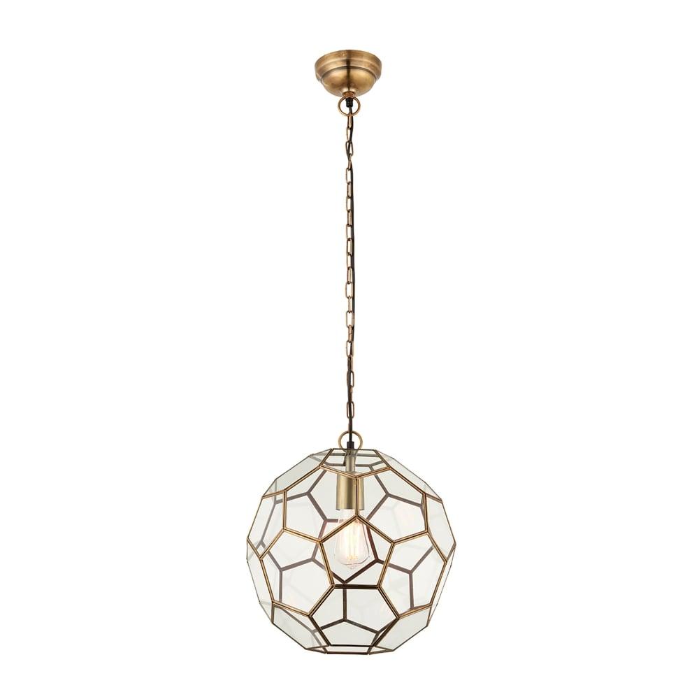 endon lighting miele single light ceiling pendant in