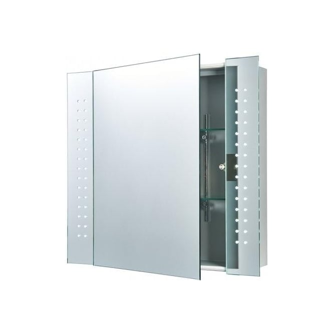 Endon Lighting Revelo Led Bathroom Cabinet Mirror With