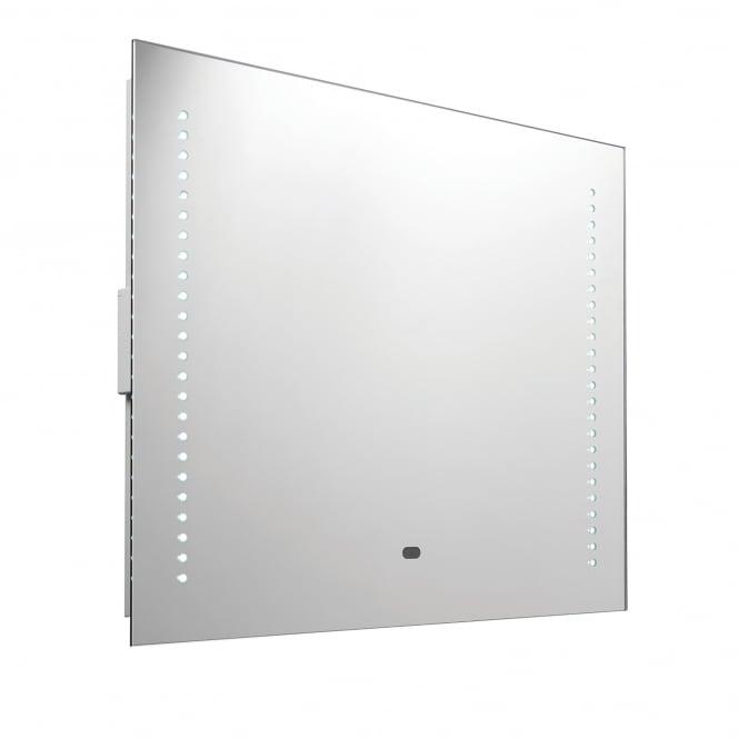Endon lighting rift 2 light rgb led illuminated bathroom - Bathroom mirrors with built in lights ...