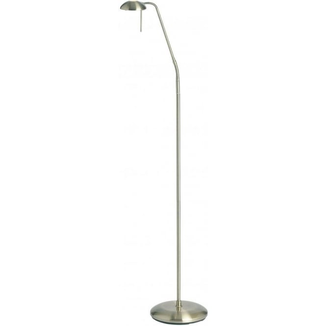 Endon Lighting Single Light Halogen Touch Operated Floor