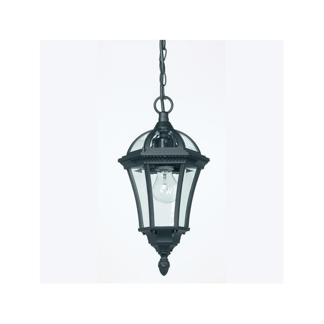 endon lighting single light outdoor ceiling lantern in. Black Bedroom Furniture Sets. Home Design Ideas