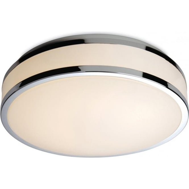 buy popular f0e92 62565 Firstlight Atlantis LED Bathroom Ceiling Fitting in Polished Chrome Finish