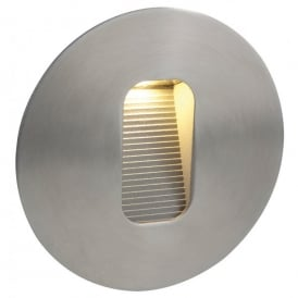 CREE LED Wall & Step Single Light in Stainless Steel Finish (Outdoor)