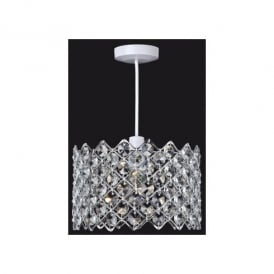 Crystal Ceiling Light Pendant Shade