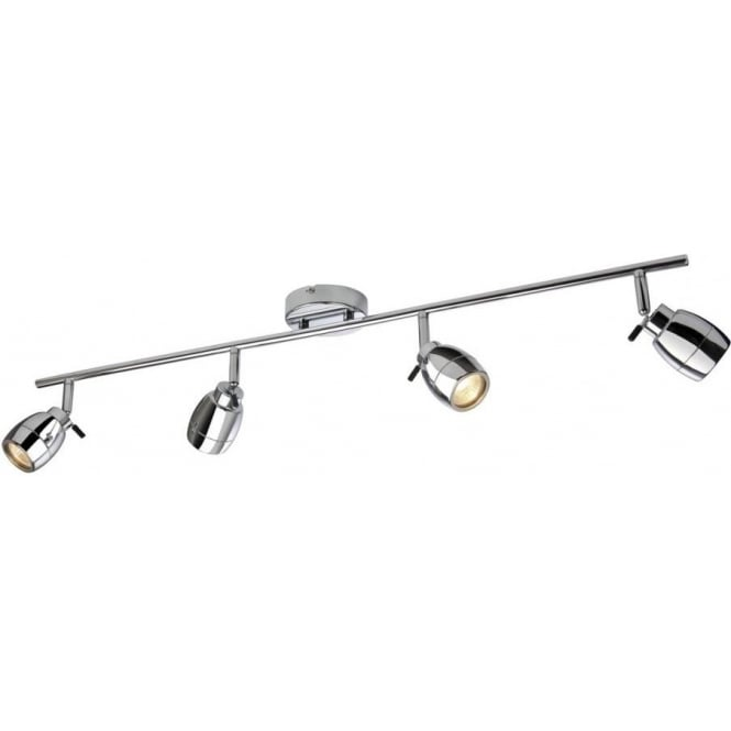Halogen Bathroom Lights: Firstlight Marine 4 Light Halogen Bathroom Ceiling Spot