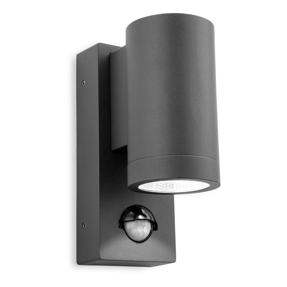 Led Outdoor Light Fittings: Firstlight Shelby LED Single Light Outdoor Wall Fitting In