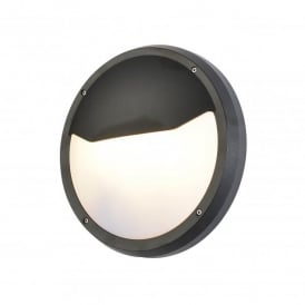 Coast Collection Nix 2 Light Low Energy Wall Fitting in Black