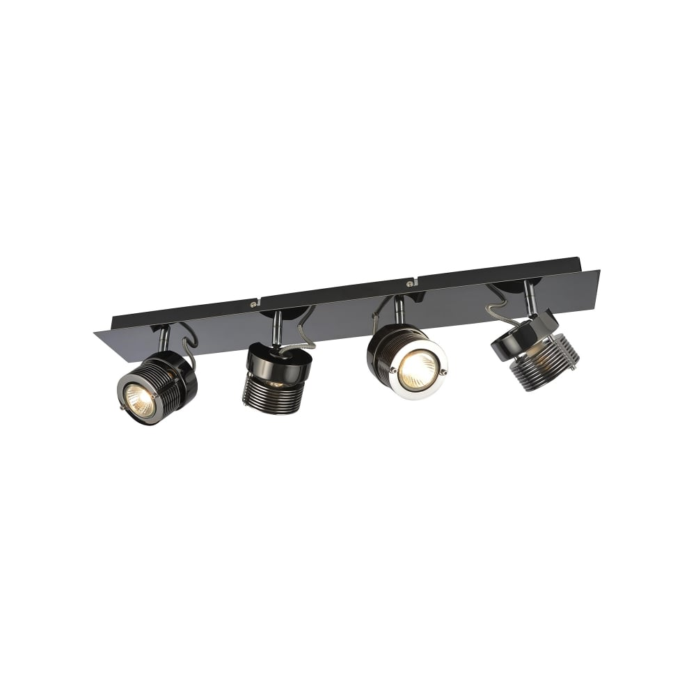 Forum Lighting Pedro 4 Light Ceiling Bar Spot Light