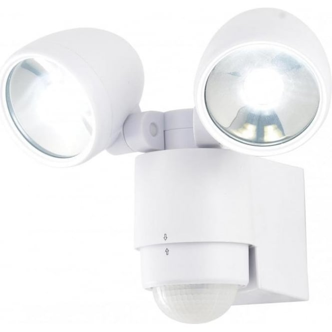 Forum lighting sirocco twin 3w led white spotlight with pir sensor sirocco twin 3w led white spotlight with pir sensor aloadofball Gallery