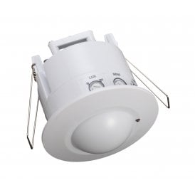 ZN-29187-WHT Thea Microwave Motion Sensor in White