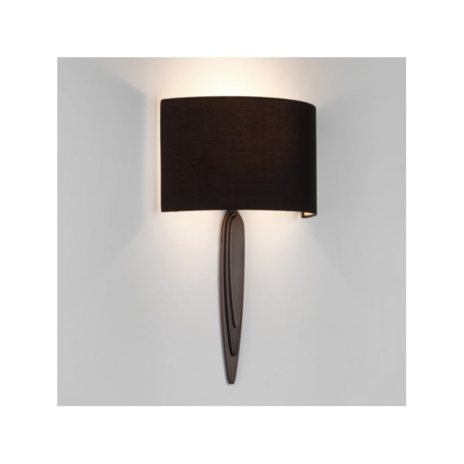 Astro Lighting Gaudi Single Light Wall Fitting in Bronze Plated Finish