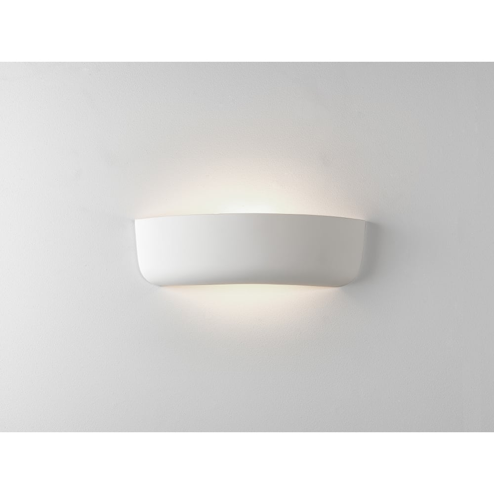 Large Ceramic Wall Lights : Astro Lighting Gosford Single Light Large Ceramic Wall Fitting - Lighting Type from Castlegate ...