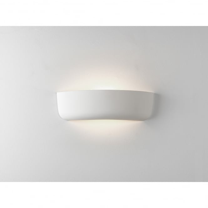 Astro Lighting Gosford Single Light Large Ceramic Wall Fitting