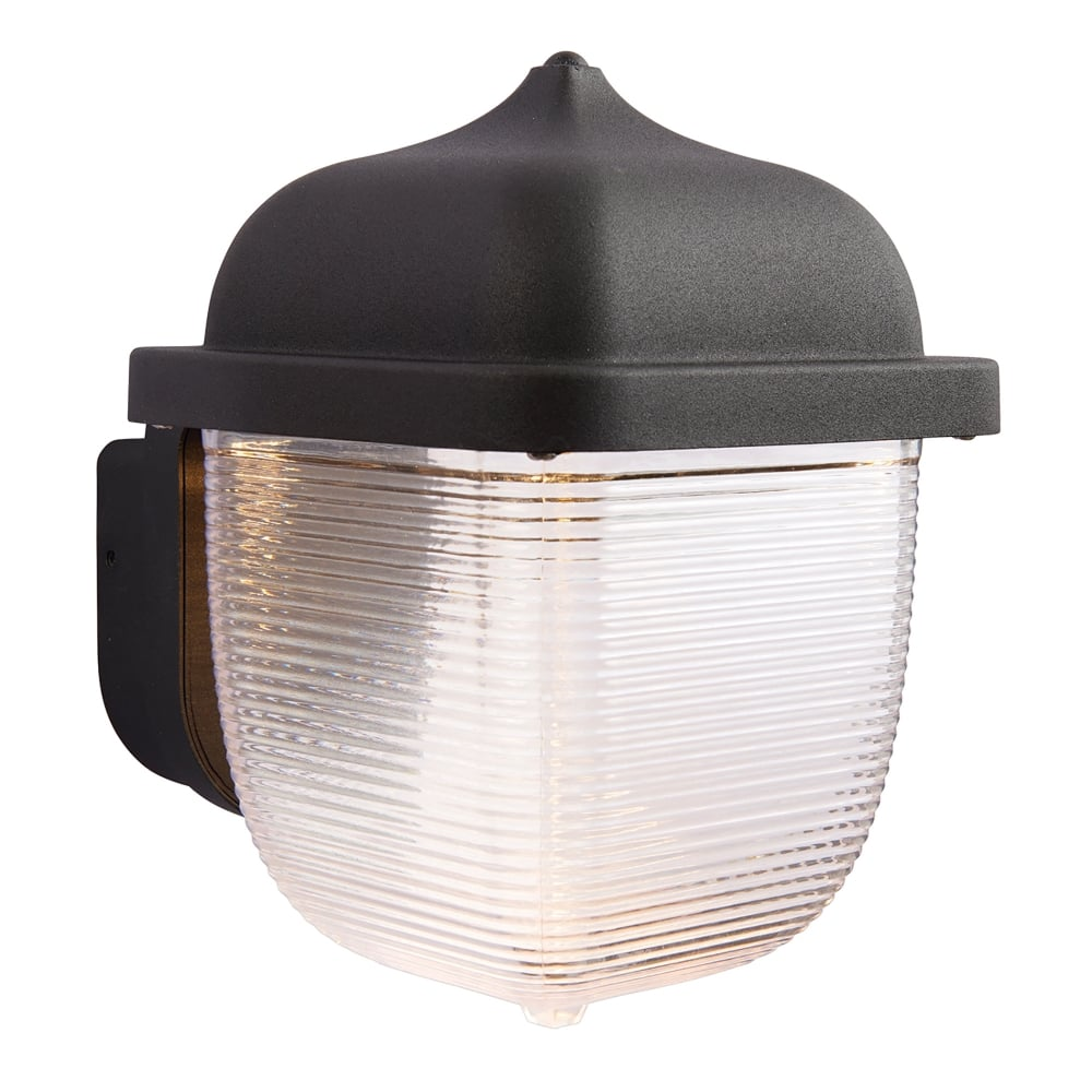 Led Outdoor Light Fittings: Endon Lighting Heath Outdoor Single LED Square Wall