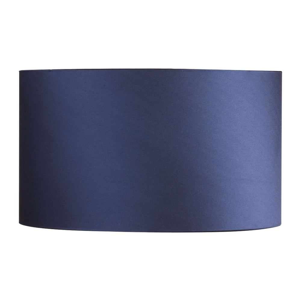 Illuminati 18 inch drum shade for floor lamp in royal blue finish 18 inch drum shade for floor lamp in royal blue finish aloadofball Image collections
