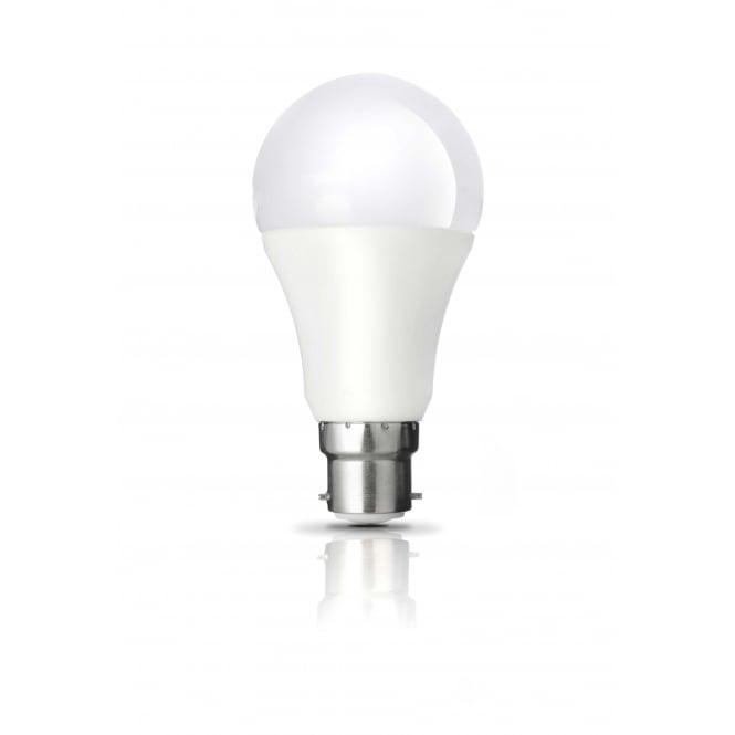 Forum Lighting Inlight 9w Led Bc Gls With Dusk Till Dawn Sensor In Warm White  3000k